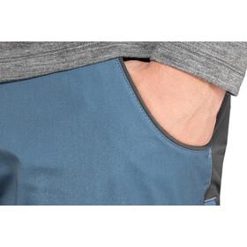 Pinewood Caribou TC Pants Herr blue/grey